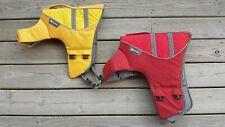 2 NEW Ruffwear dog life jackets