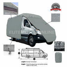 "Deluxe 4-Layer Class B High Top Van Cover Fits 22' 23' 24'L Sprinter 170""WB"