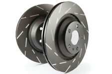 EBC for 11+ Volvo S60 2.5 Turbo T5 (315mm Front Rotors) USR Slotted Rear Rotors