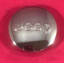 "Jeep Wheel Center Hub Cap Chrome Cover 2-1/2"" 1LB77TRMAC Cherokee Compass OEM OE"