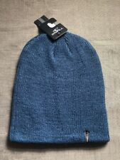 e9019e687f6 O NEILL Mens AC Dolomiti Winter Beanie Hat One Size Ensign Blue