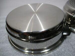 LIFETIME Stainless Steel 3 Quart Boiler Insert