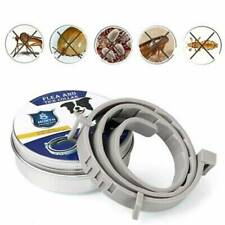 HOT Safe Pests Control Collar Anti Insect Flea Tick For 8 Month Pet Dog Cat