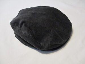 The Children's Place Kid's Size 3T-4T 100% Cotton Corduroy News Boy Flat Cap