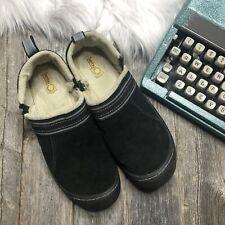 Jambu Womens Shoes 8M STYLUS Black Suede