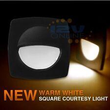 12V Waterproof LED Stair Step Light RV/Caravan/Trailer/Boat Deck Wall Lamp WW