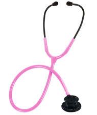 Prestige Medical Clinical Lite Stethoscope Stealth Hot Pink * New color for 2019