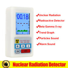 Geiger Counter Radiation Nuclear Tube Dosimeter Detector Tester Gamma X-ray Test