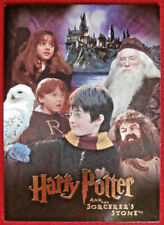 HARRY POTTER - SORCERER'S STONE - Card #001 - TITLE / HEADER CARD - Artbox 2005