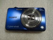 LikeNew Sony Cybershot DSC-WX150 18.2MP Digital Camera - Blue
