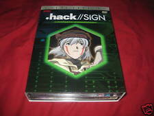 .HACK // SIGN COMPLETE COLLECTION ANIME LEGENDS DVD