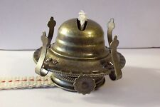 #2 ANTIQUE FINISH OIL LAMP BURNER WITH WICK FOR #2 OIL LAMP NEW 54339J