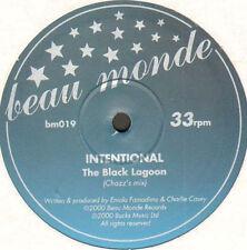 INTENTIONAL - The Black Lagoon - Beau Monde - 2000 - BM 019 - Uk