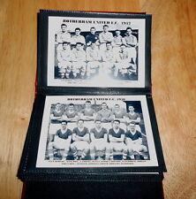 ROTHERHAM UNITED FOOTBALL CLUB Photo Album (1950's & 1960's ++)
