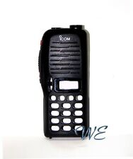 NEW ICOM 2251 T-Front Panel Case w/PTT Rubber Part for IC-F3GT IC-F4GT