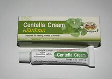 Centella Cream Heals Wounds Burns  Reduces Scaring Stretch Marks Psoriasis 10g