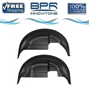 Husky Liners Rear Wheel Well Guards For 2017-2020 Ford F-150 Raptor - 79151