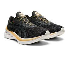 Asics Womens Novablast EDO Tribute Running Shoes Trainers Sneakers Black Sports
