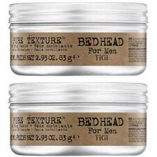LOOK TIGI Bed Head Men Pure Texture Moulding Paste 90ml - 2 Pack. Shi
