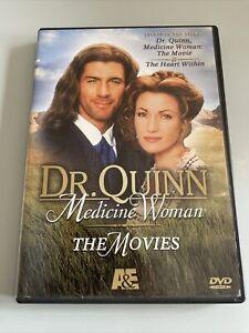 Dr Quin. Medicine Woman The Move Dvd NTSC Region 2
