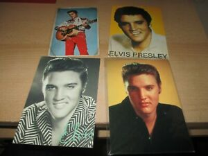 Elvis Presley-Lot anciennes cartes postales