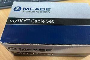 Meade MySky cable set 04549