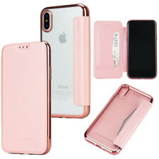 Flip Wallet Card Case Clear Cover For iPhone 13 12 11 Pro Max X XS XR 8 7 6 Plus