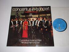 LP/CONCENTUS MUSICUS IN CONCERT/HARNONCOURT/HOLLAND FESTIVAL/SAW 9626 FOC Telefu