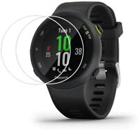 3 Pack For Garmin Forerunner 45S Tempered Glass Protector Smart Watch Protection