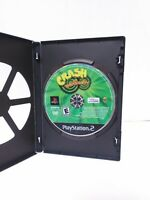 Crash Twinsanity (Sony PlayStation 2, 2004)  DISC ONLY Tested Fast Shipping