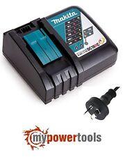 Makita DC18RC 14.4V - 18V Li-Ion Rapid Battery Charger -  BL1840 BL1850B BL1860B