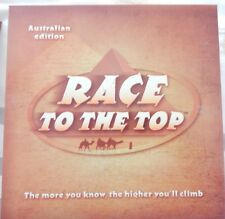 Race to The Top Australian Edition Trivia Board Game (2011) Reader's Digest