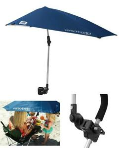 Pebble Best Ocean Beach Umbrella Sand Anchor Patio Outdoor Universal Clamp Chair