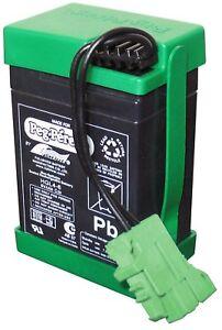 Peg Perego - Batteria da 6V, 4.5 Ah, tempo maggiore di utilizzo del giocattolo