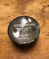 Josie Maran Mini Whipped Argan Oil Body Butter 'Be Beautiful' Lavender 2oz/59ml