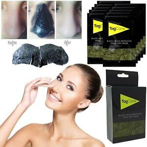 10 x Tagcone Blackhead Removal Strips Nose Mask Deep Cleansing Pore Treatment