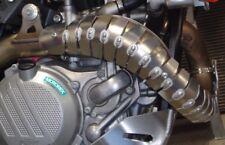 FLATLAND RACING HEADER PIPEGUARD 2017-18 KTM 450 SXF/XCF HUSQVARNA 450/501 11-80