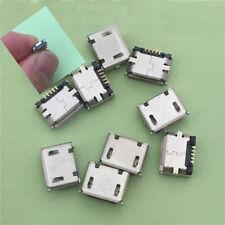 10pc Micro USB Type B Female 5Pin SMT Socket G18 Jack Connector Port PCB Board