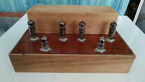 El84 Push-Pull amplifier made after Fisher SA-16