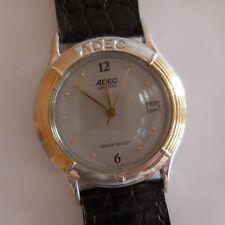 Montre ADEC quartz homme femme WATER RESISTANT base métal vintage XXe N4394