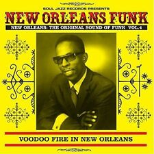 Soul Jazz Records Presents-new Orleans Funk 4 CD