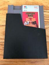 Jordan vs. Bird One-on-One NES Nintendo Game Cartridge One On One 1989