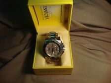 INVICTA RESERVE AUTOMATIC CHRONOGRAPH 200MT 0984-25J SW 500 SWISS FREE USA SHIP
