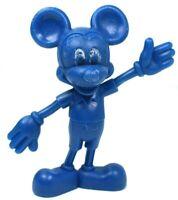 1978 Marx Durham Blue Mickey Mouse plastic figure Walt Disney Disneyland