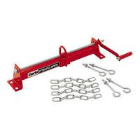 Clarke CLL500 Car Mechanics Engine Load Leveller 500Kg  Steel chains & hooks inc
