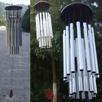 Large Outdoor Metal Tube Wind Chime/Windchime Home Garden Decor 106cm