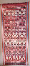Vintage Neru Indonesian Woven Ikat Tribal Textile Nusa Tenggara Islands