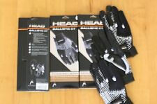 Head Racquetball Glove Ballistic Ct , 3 Gloves, Right Hand Size S Small