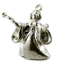 STERLING SILVER FAIRY GODMOTHER CHARM
