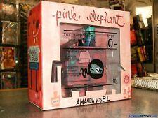 Pink Elephant Vampire Edition Vinyl Figure (w/bonus Dru Amanda Visell New